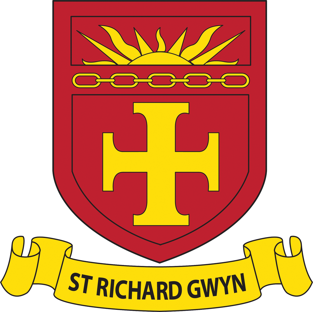 St Richard Gwyn Logo 2018